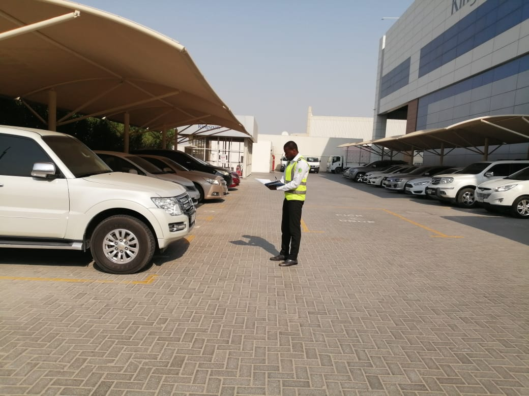 industrial security in Dubai
