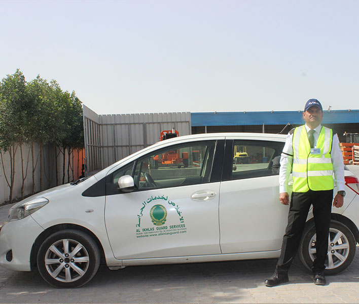 Mobile Patrols in Dubai