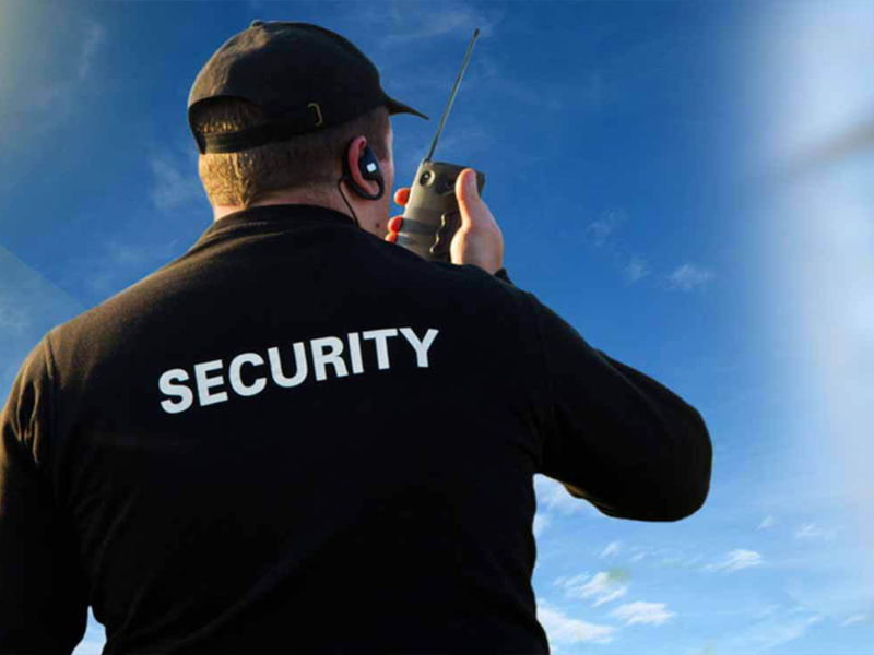 Top security companies in dubai